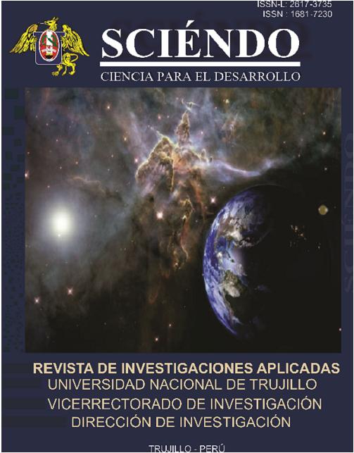revista científica Sciéndo