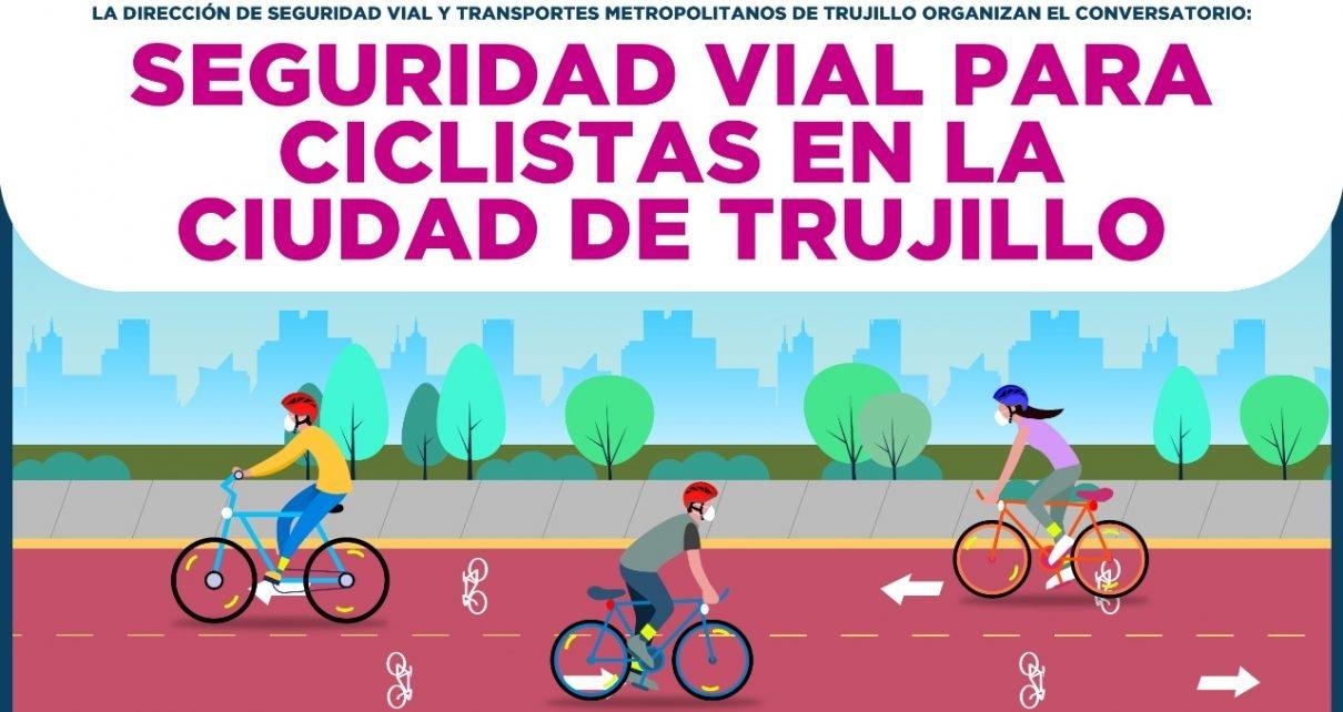 ciclistas en Trujillo