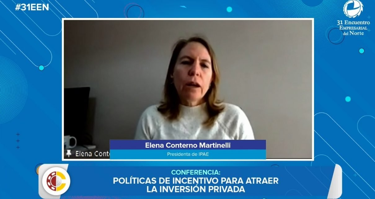 Elena Conterno Martinelli EEN