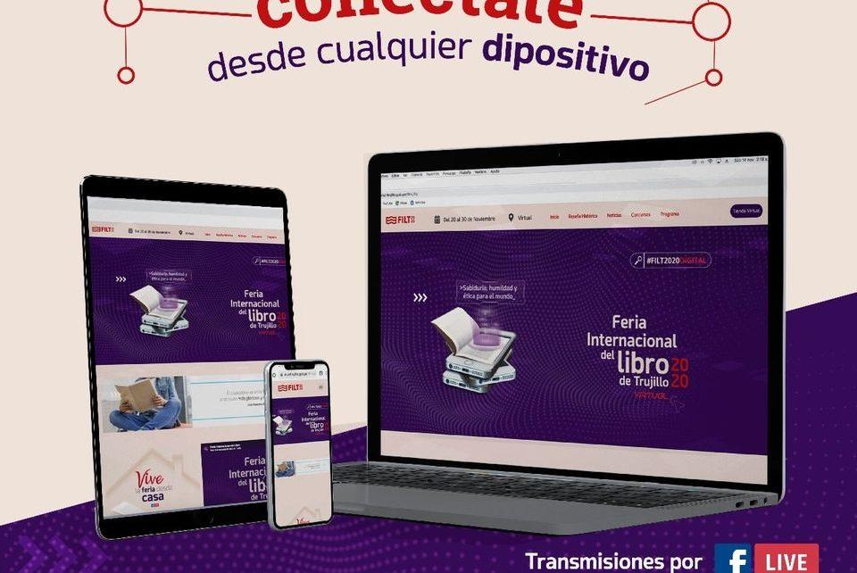 Feria Internacional del Libro de Trujillo 2020