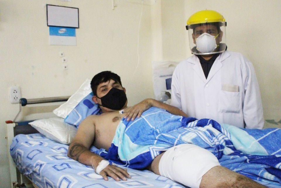 Hospital Belén de Trujillo operación exitosa