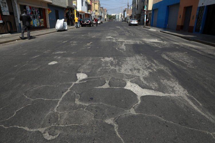 avenida Pedro Muñiz