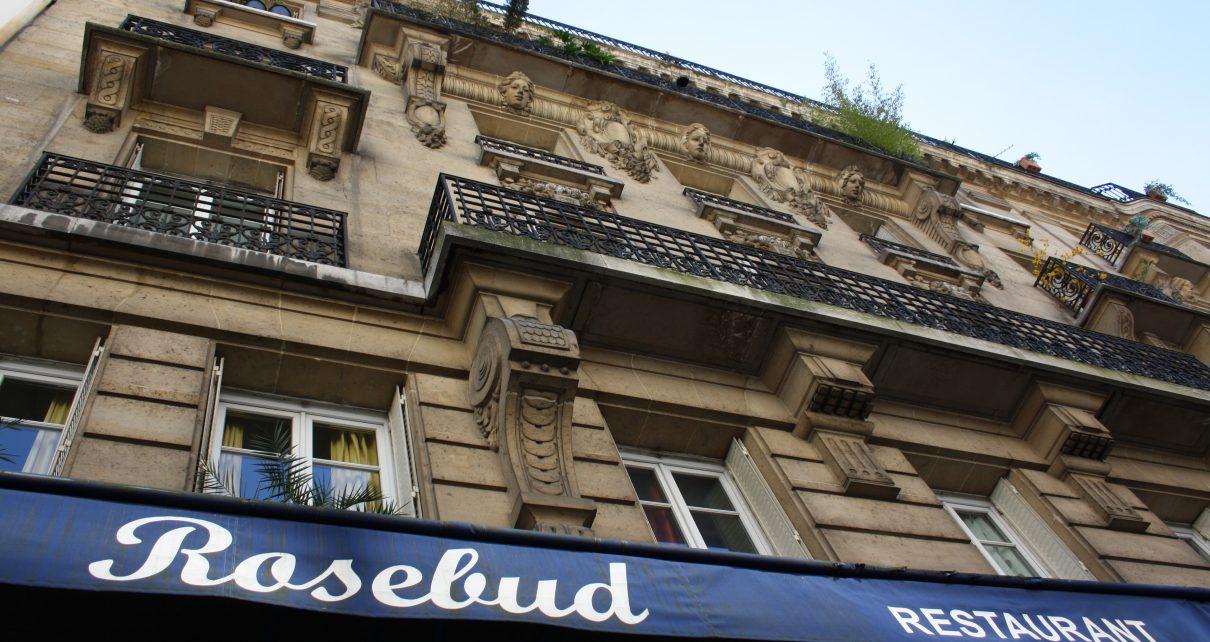 Rosebud París Valery Bazán