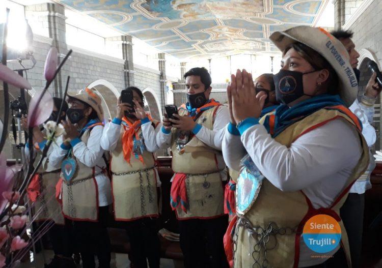 peregrinos en pandemia Otuzco negritos