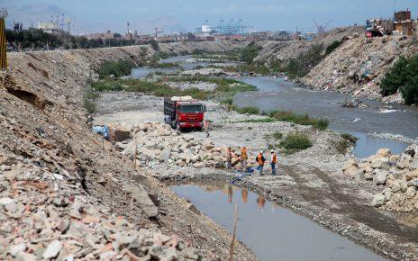 riesgo de inundaciones en La Libertad