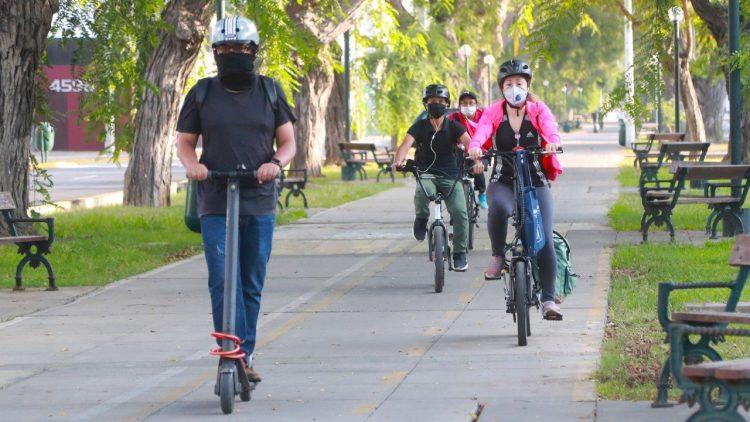 Scooters en Trujillo
