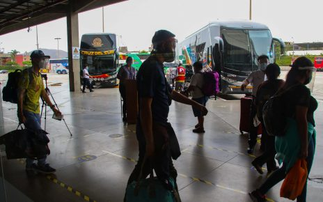Transporte interprovincial en Perú