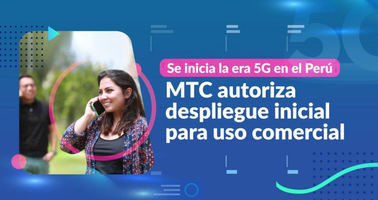 5G en Trujillo