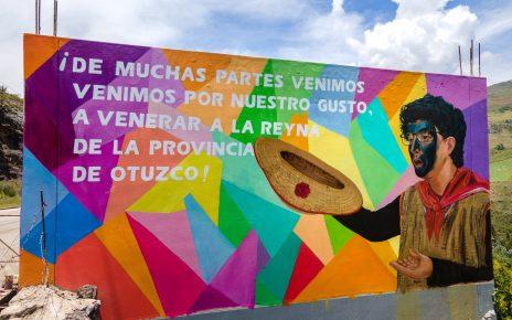 murales en Otuzco