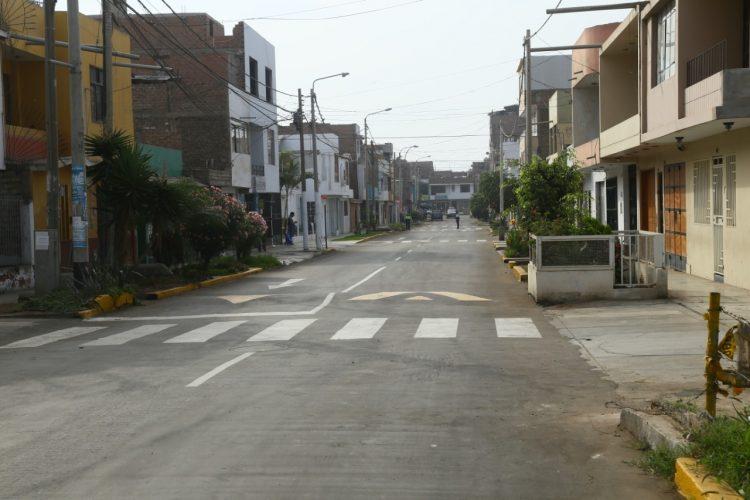 Urbanización La Noria Trujillo