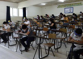 exámenes de admisión 2021