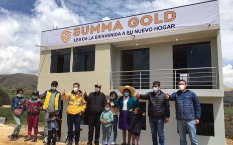 Huamachuco minera Summa Gold