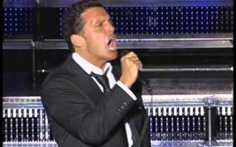 concierto Luis Miguel en Lima 2005