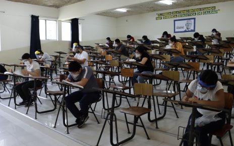 Examen Ordinario UNT 2021 II