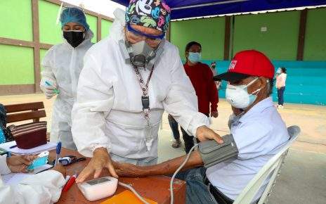 pobladores de Huanchaco