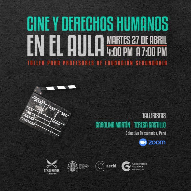 talleres de cine y derechos humanos