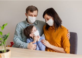 Día de la madre en pandemia