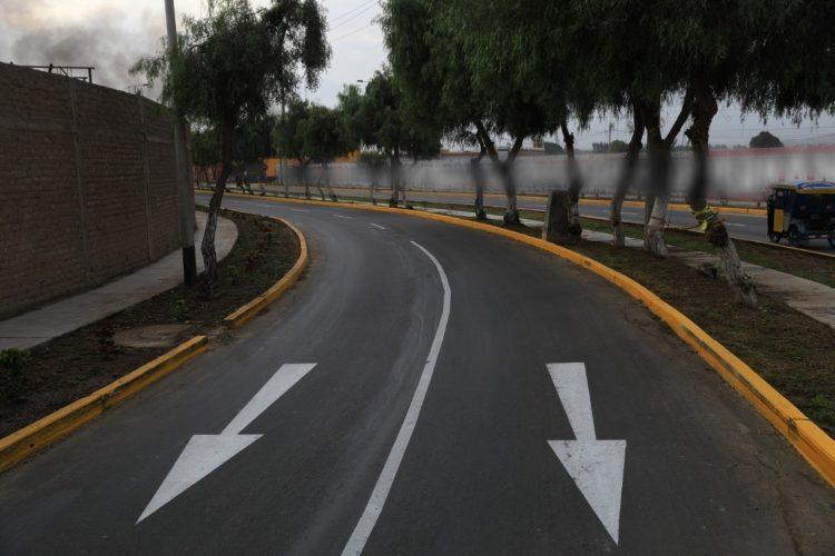 avenida Ricardo Palma