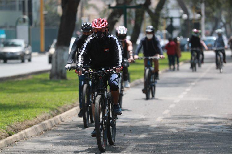 multas para ciclistas Trujillo