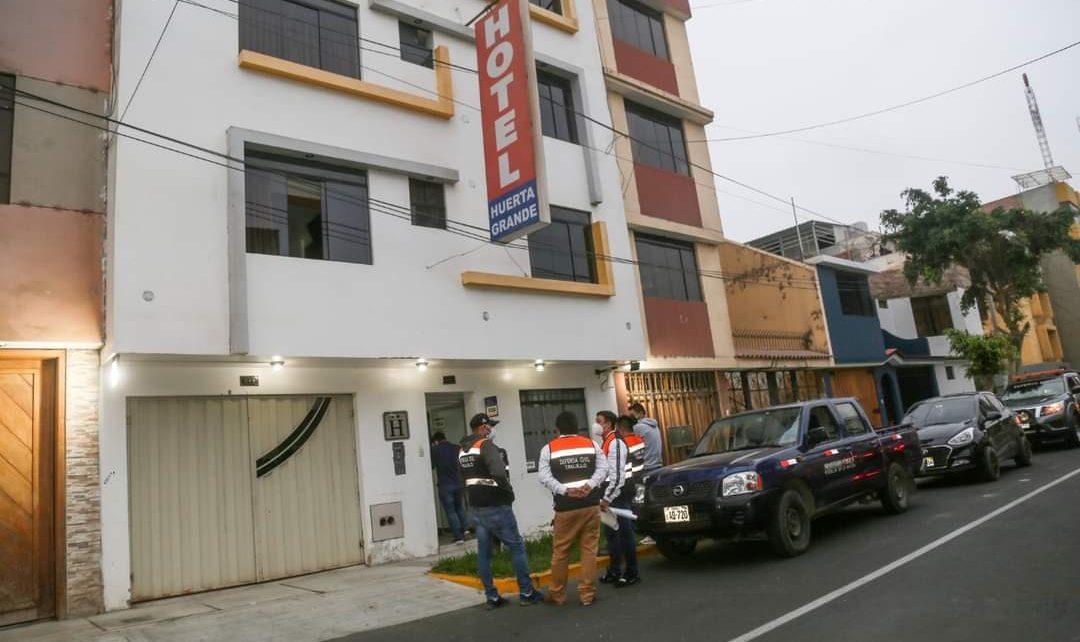 operativos en Trujillo