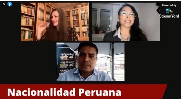 ecuperar nacionalidad peruana