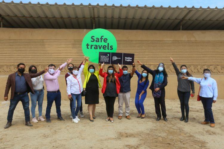 sello Safe Travels