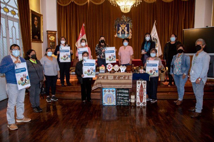 Exposición Artesanal Trujillo 2021