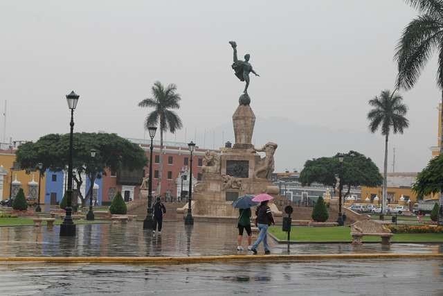 Invierno en Perú