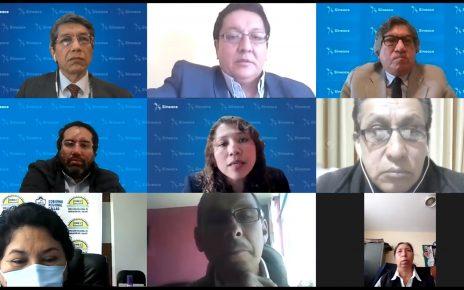 Sineace transfiere recursos educativos a gobiernos regionales