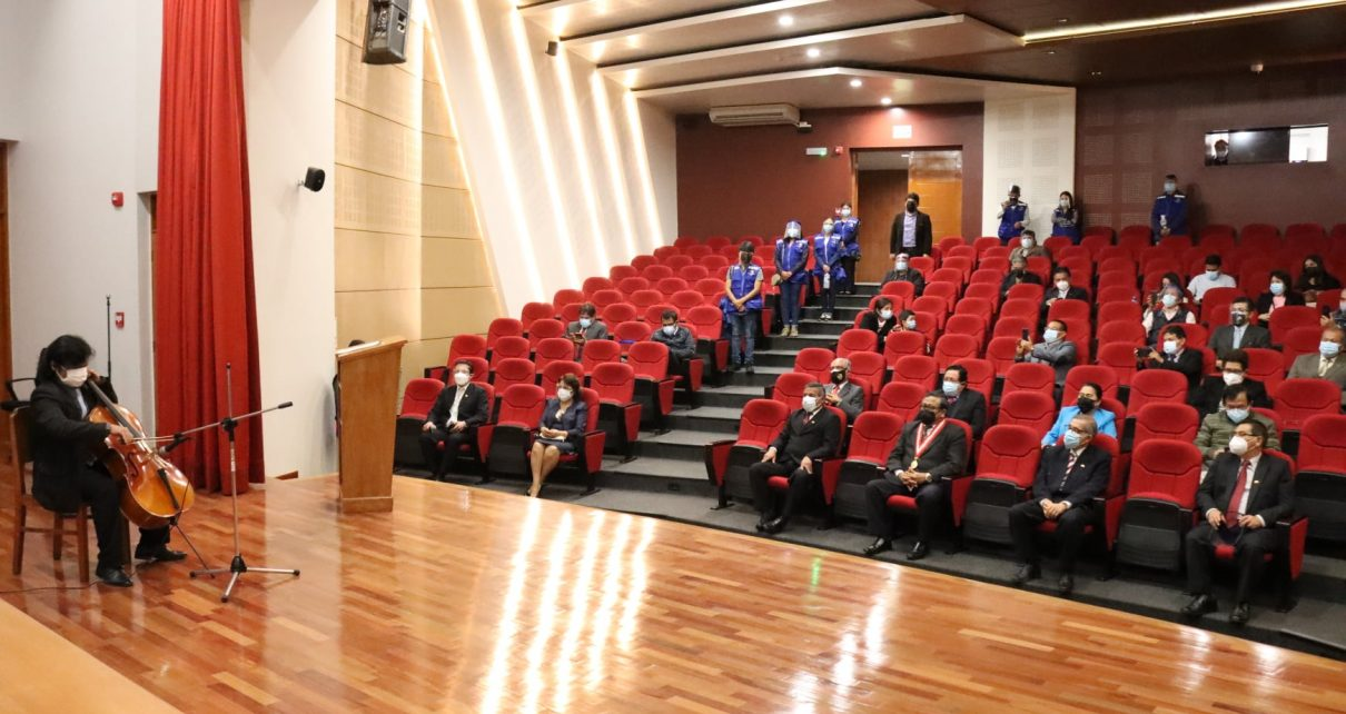 Auditorio de Humanidades UNT