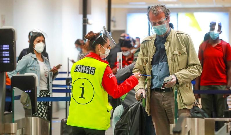 vuelos aéreos internacionales Perú