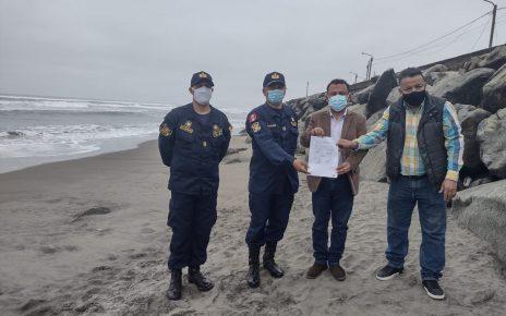 recuperación de las playas de Trujillo