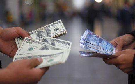 bajada del dólar