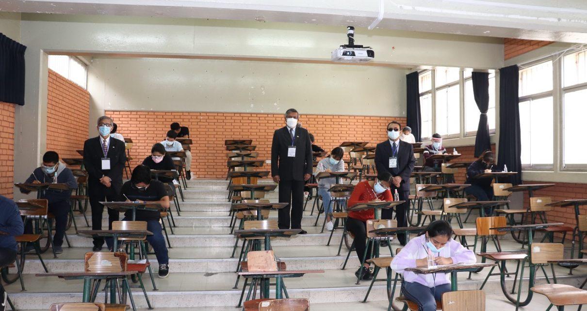 Examen de Admisión UNT vía CEPUNT